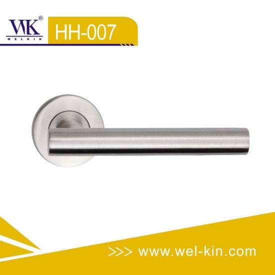 Stainless Steel 304 Hollow Tube Door Handles (HH-007)