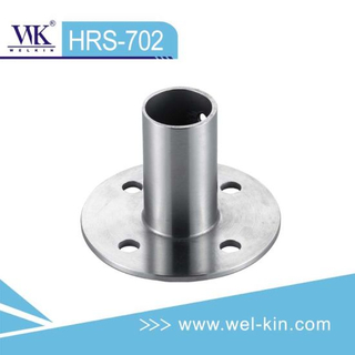 Stainless Steel Base Plate for Handrail (HRS-702)