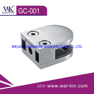 Stainless Steel 304 & 316 Glass Clamp for Handrail Fittings (GC-001)