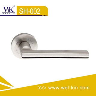 Stainless Steel Casting Lever Handle (SH-002)