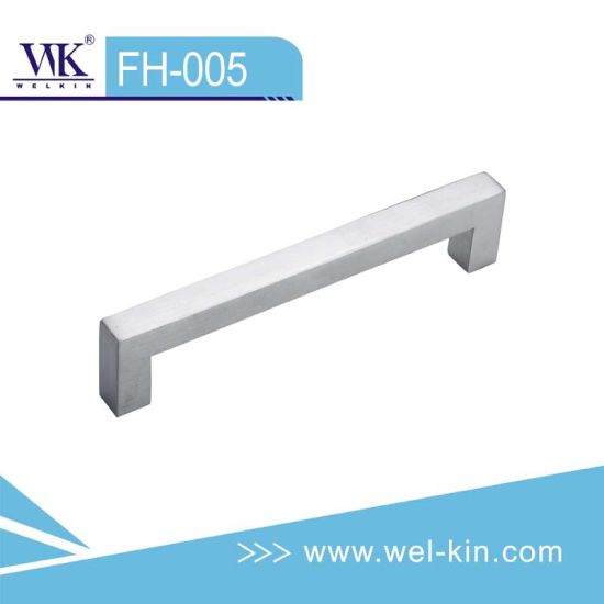 Inox 304 Square Hollow And Solid Cabinet Handle (FH-005)