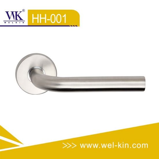Stainless Steel Door Lever Handle (HH-001)