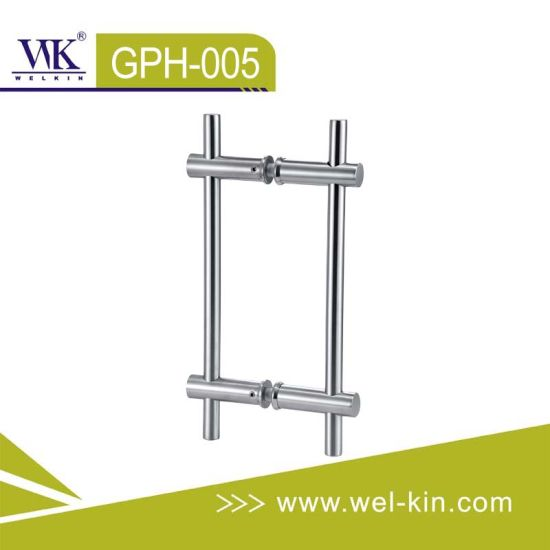 Ss Adjustable Handle for Glass Door (GPH-005)