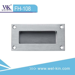 Stainless Steel 304 Satin Cabinet Handle (FH-108)
